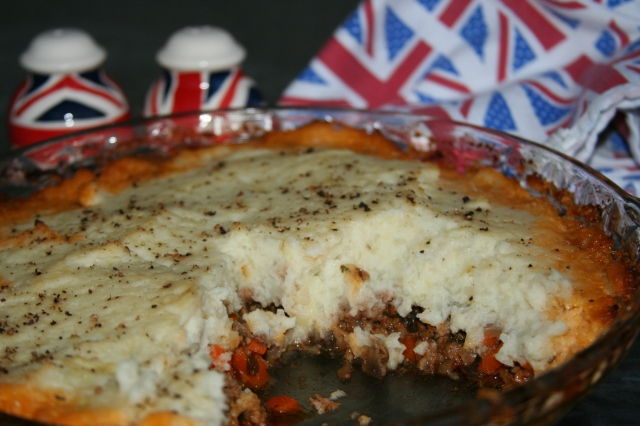 Shepard's Pie Cottage Pie