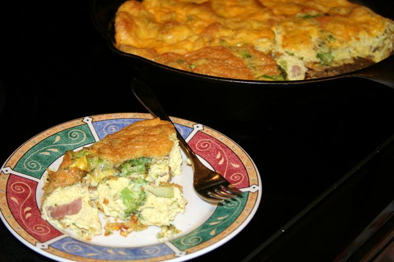 ... quiche frittata eggs recipes dishmaps crustless quiche frittata eggs