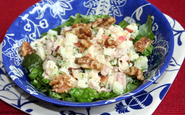Tuna Salad with Tarragon Dressing