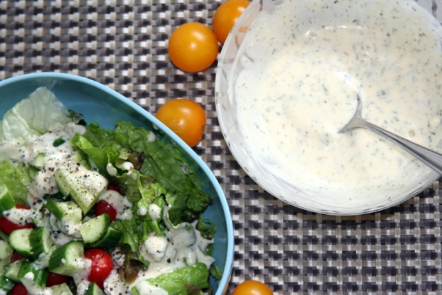 Paleo Ranch Dressing