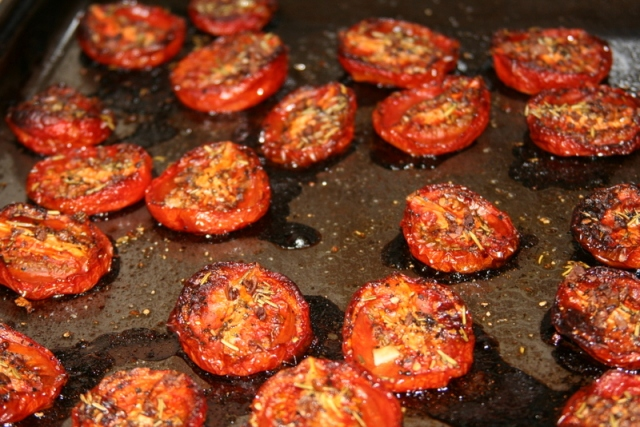 Provencal Tomatoes