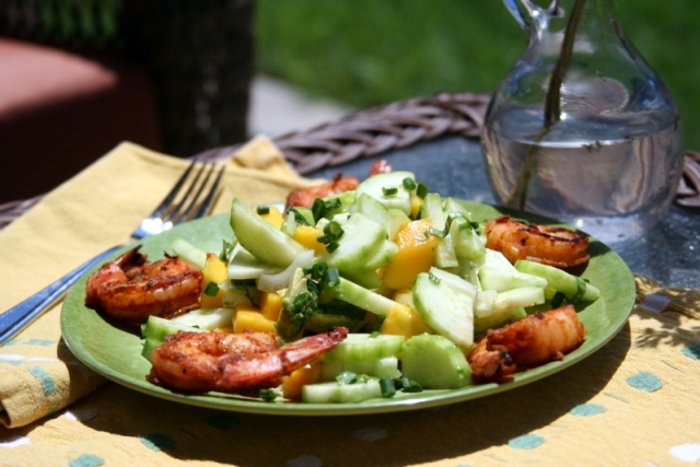 Tropical Cucumber Salad with Shrimp.JPG